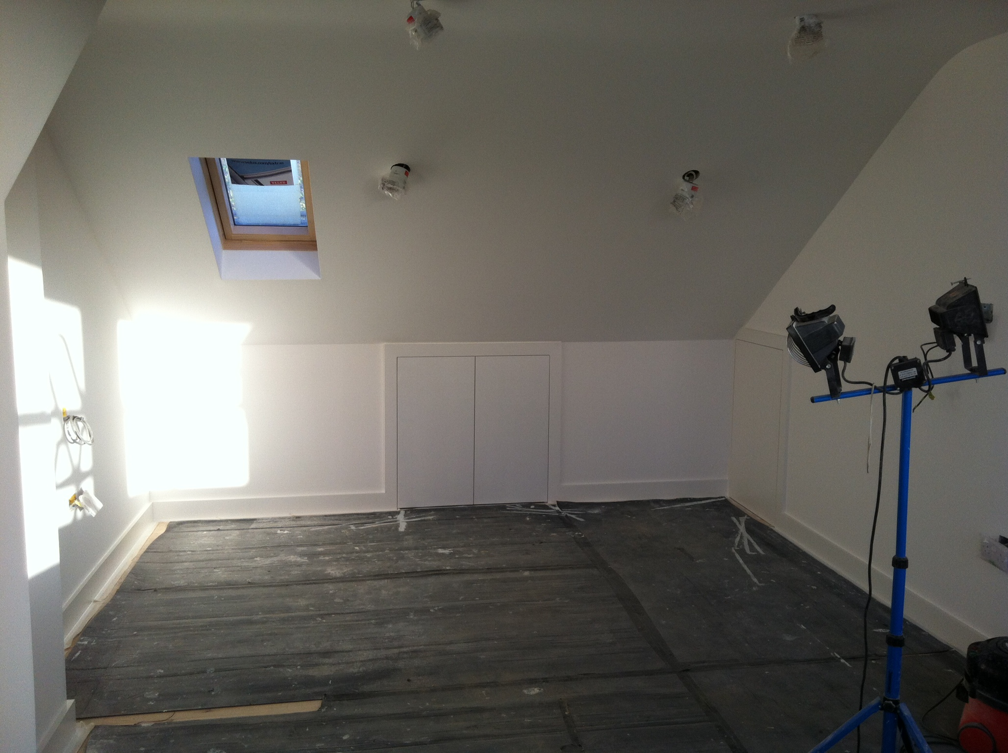 Attic conversion enterion